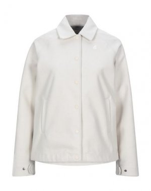 Куртка K-WAY. Цвет: слоновая кость