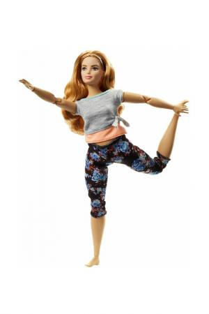 Барби (Йога) Barbie. Цвет: бежевый