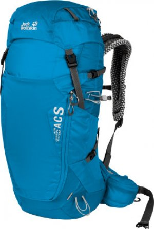 Рюкзак CROSSTRAIL 32 LT JACK WOLFSKIN. Цвет: голубой