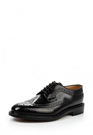Туфли Loake Royal. Цвет: черный