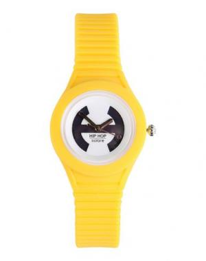 Наручные часы HIP HOP. Цвет: желтый