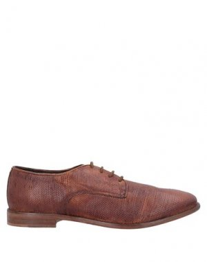 Обувь на шнурках JP/DAVID. Цвет: желто-коричневый
