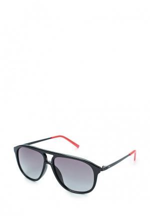 Очки солнцезащитные PUMA PE0042S001. Цвет: черный