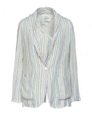Пиджак BLANCA LUZ. Цвет: светло-серый