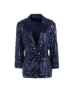 Пиджак 2ND DAY. Цвет: темно-синий