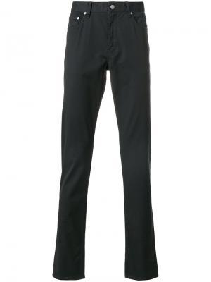 Классические брюки-чинос Michael Kors. Цвет: синий