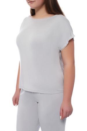 Пижама Luisa Moretti. Цвет: silver