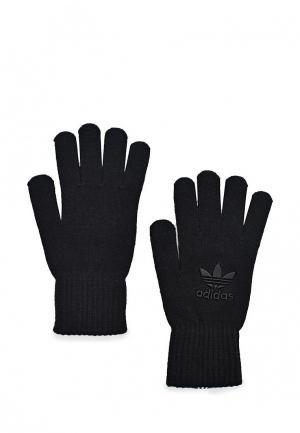 Перчатки adidas Originals GLOVES SMART PH. Цвет: черный