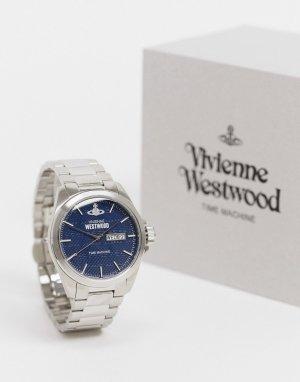 Наручные часы Camden Lock-Серебряный Vivienne Westwood