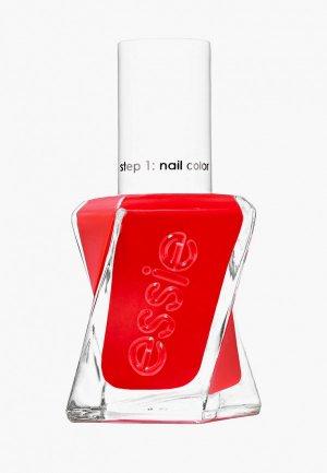Лак для ногтей Essie Гель-кутюр, оттенок 270, Зажги подиум, 13,5 мл. Цвет: красный