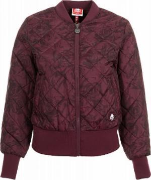 Куртка утепленная женская Kappa, размер 48 Kappa