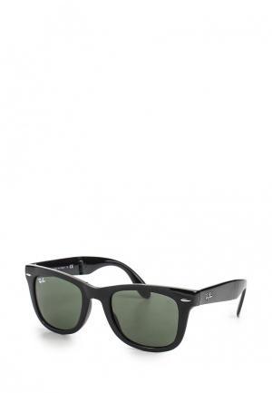 Очки солнцезащитные Ray-Ban® RB4105 601. Цвет: черный