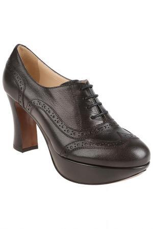 Туфли LAUTRE CHOISE L'AUTRE. Цвет: коричневый