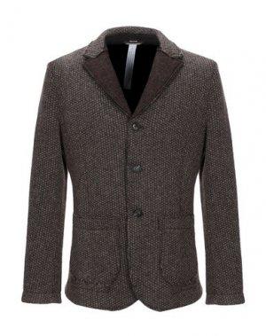 Пиджак MASON'S. Цвет: темно-коричневый