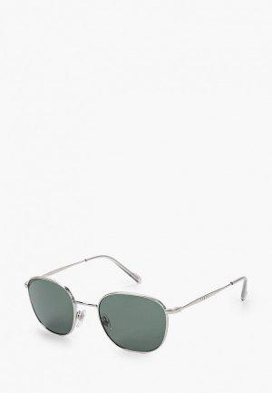 Очки солнцезащитные Vogue® Eyewear VO4173S 323/71. Цвет: серебряный