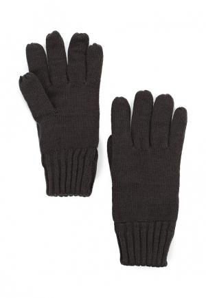 Перчатки Tom Tailor Denim. Цвет: черный