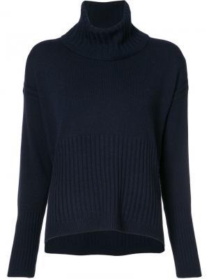 Bond Turtleneck Sweater Derek Lam 10 Crosby. Цвет: синий