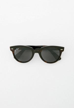 Очки солнцезащитные Ray-Ban® RB2199 902/B1. Цвет: черный