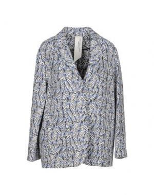 Пиджак MANUELA CONTI. Цвет: синий