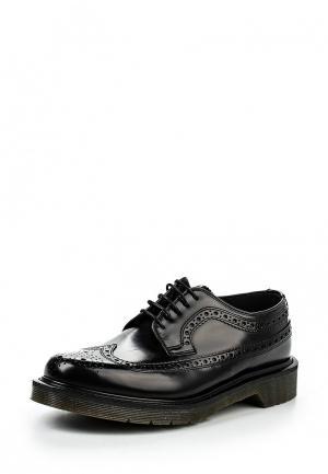 Туфли Loake LO026AMGPJ59. Цвет: черный