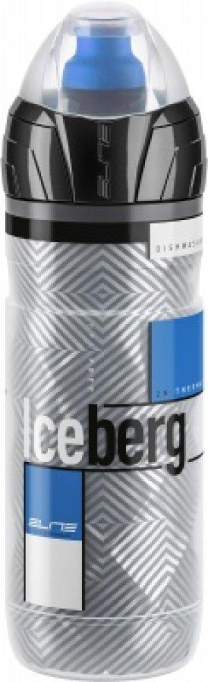 Фляга Elite Iceberg 500. Цвет: серебристый