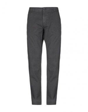Повседневные брюки NAPAPIJRI. Цвет: стальной серый