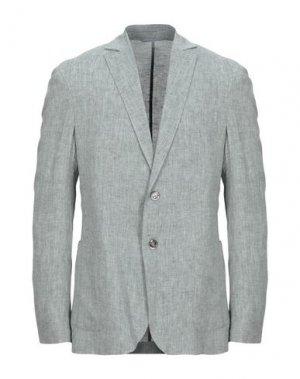 Пиджак MALO. Цвет: светло-зеленый