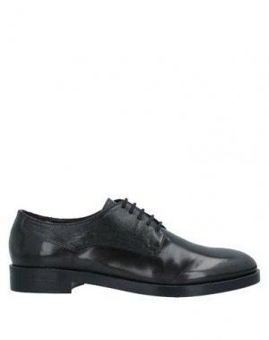 Обувь на шнурках TRIVER FLIGHT. Цвет: стальной серый