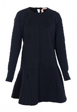 Платье No21. Цвет: черный
