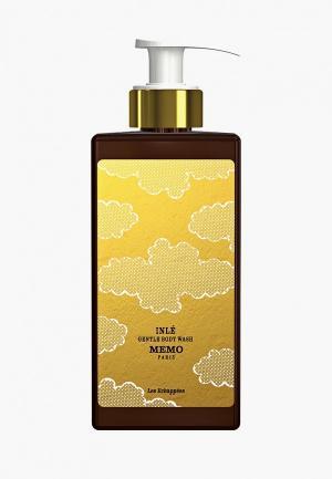 Гель для душа Memo Inle Gentle Body Wash 250 мл. Цвет: прозрачный