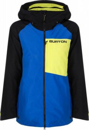 Куртка мужская Gore Radial, размер 52-54 Burton. Цвет: синий