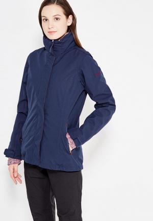 Куртка утепленная Regatta Calyn Str 3in1. Цвет: синий