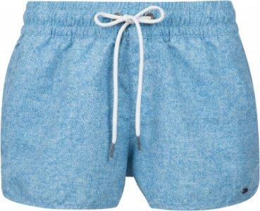 Шорты пляжные женские ONeill Solid, размер 42-44 O'Neill. Цвет: голубой