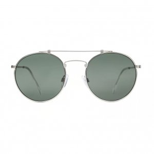 Солнцезащитные очки Henderson VANS. Цвет: серебрянный