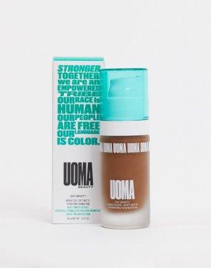Мягкая матовая основа под макияж Beauty UOMA