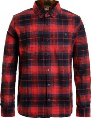 Рубашка мужская Aach, размер 52 IcePeak. Цвет: красный