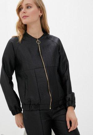 Куртка Perspective. Цвет: черный