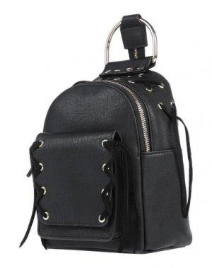 Рюкзаки и сумки на пояс I BLUES. Цвет: черный