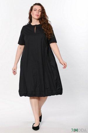 Платье Elena Miro. Цвет: чёрный