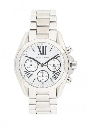 Часы Michael Kors MK6174. Цвет: серебряный