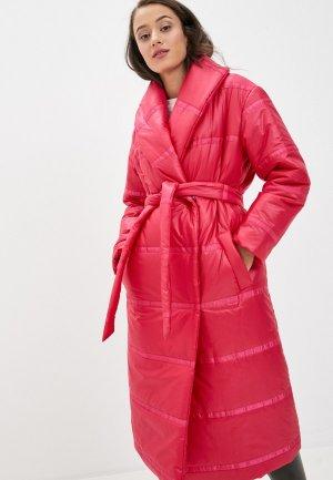 Куртка утепленная Vivaldi. Цвет: розовый