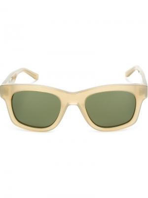Солнцезащитные очки Type 01 Sun Buddies. Цвет: телесный