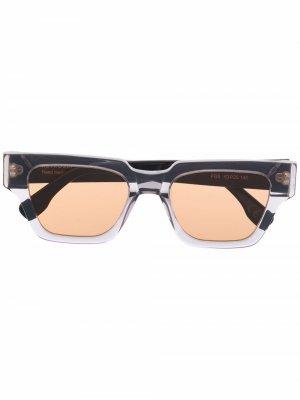 Солнцезащитные очки Storia Stilo Retrosuperfuture. Цвет: серый