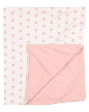 Одеяльце для младенцев ALETTA. Цвет: пудровый