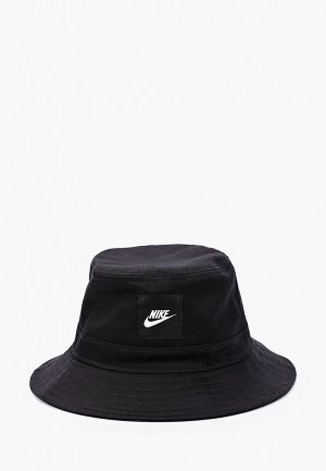 Панама Nike Y NK BUCKET CORE. Цвет: черный