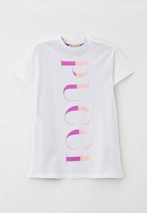Платье Emilio Pucci. Цвет: фиолетовый