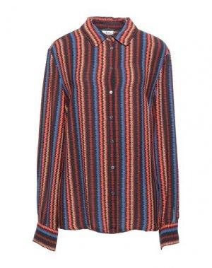 Pубашка ATTIC AND BARN. Цвет: оранжевый