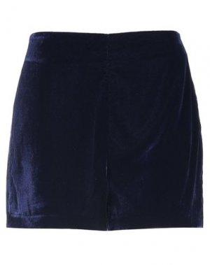Повседневные шорты DES PETITS HAUTS. Цвет: темно-синий