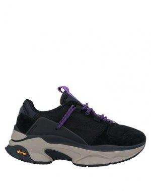 Кеды и кроссовки DIADORA. Цвет: черный