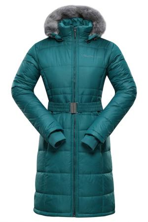 Пальто Alpine Pro. Цвет: green